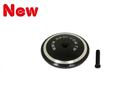 Gaui 100 200 CNC停盘100〜400级(黑色阳极)