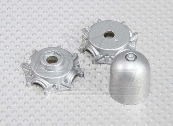 Durafly™P-47 / F4-U1100毫米更换微调
