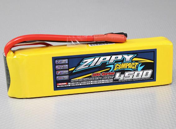 ZIPPY紧凑型4500mAh的3S 35C前列包