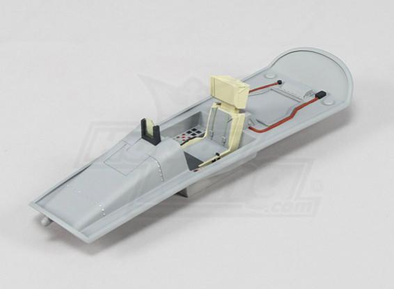 UltraDetail规模驾驶舱 -  F-18C