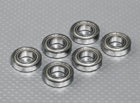 轴承(24x6x12mm) -  Turnigy泰坦1/5(6件)