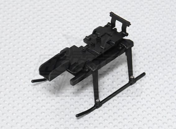 微Spycam直升机 - 更换着陆橇组