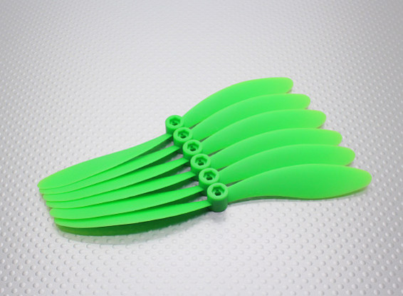 GWS EP螺旋桨(RD-6050 152x125mm)绿色(6件/套)