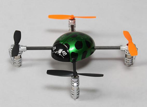 华科尔QR瓢虫V2超微型四轴飞行器RTF(模式1)