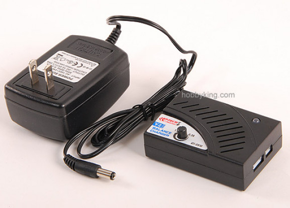 平衡充电器与电源2-3S
