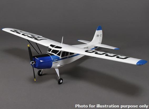 YAK 12飞机EPO950毫米W /襟翼(ARF)