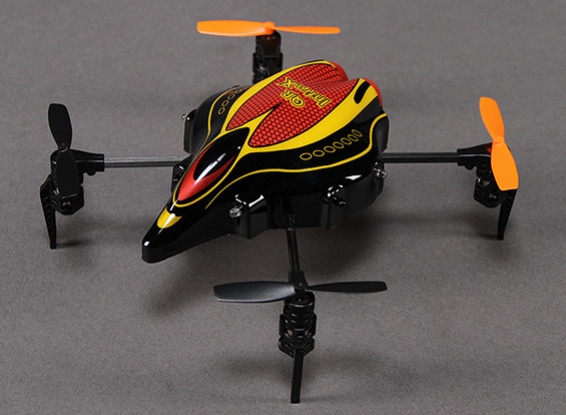 华科尔QR红外个微型四轴飞行器瓦特/ IR和高度保持(模式1)(RTF)