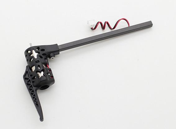 电机W /山呯完成(逆时针旋转) -  QR红外个微型四轴飞行器