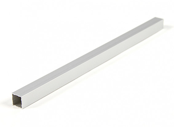 铝方管DIY多旋翼12.8x12.8x250mm(.5Inch)(银)