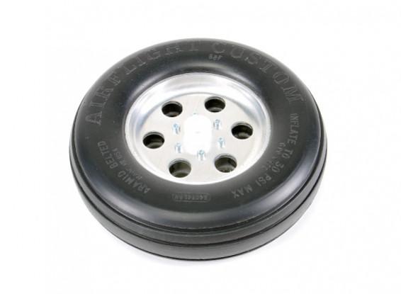 沙利文SKYLITE与轮毂铝6英寸(152毫米)1个
