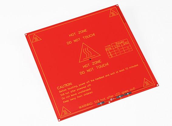 3D打印机热板MK2B双电源的RepRap孟德尔和坡道兼容