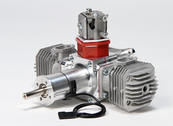 JC60双燃气发动机W / CD-点火60毫升/ 6HP @ 7400rpm