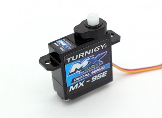 Turnigy™MX-95E数码微型伺服0.8千克/ 0.09sec /4.1克