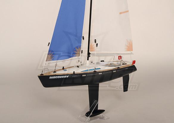 发现500 RC帆船500毫米W / 2.4GHz的(运行准备)