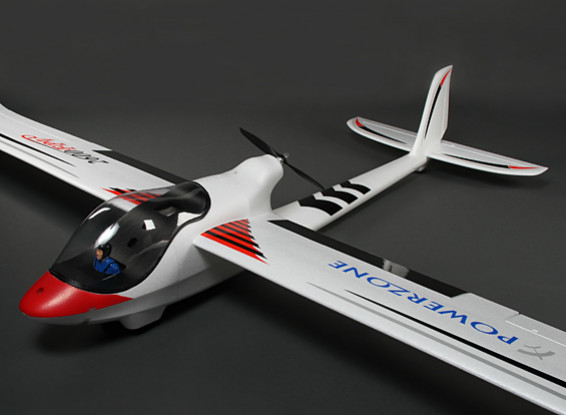 2600FPV滑翔机EPO2600毫米(PNF)