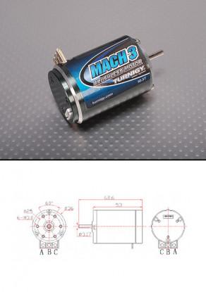 Turnigy MACH2 10.5T无刷R / C车电机W /时序调整3650kv