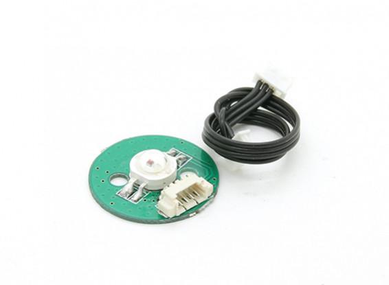 华科尔QR X800 FPV GPS四轴飞行器 - 信号LED