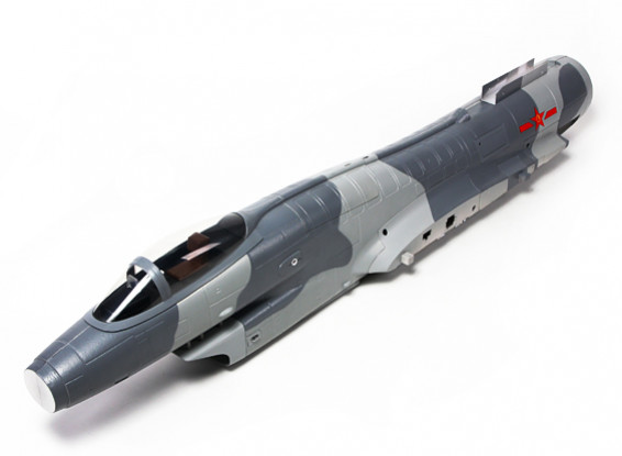 HobbyKing™J-10蓬勃龙956毫米 - 更换机身