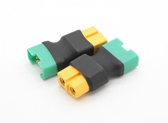MPX插头至XT60电池适配器(2件/袋)