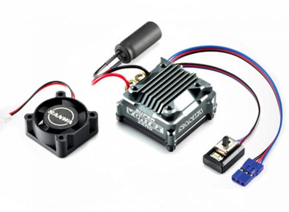 三和/ Airtronics超级涡流ZERO比赛ESC 1:8(吼批准)