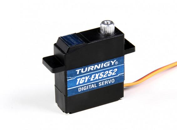 Turnigy™TGY-EX5252MG双BB数字伺服微2.8公斤/ 0.10sec /12.4克