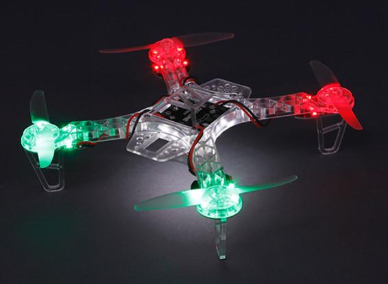 HobbyKing FPV250鬼版LED小夜灯传单FPV四轴飞行器