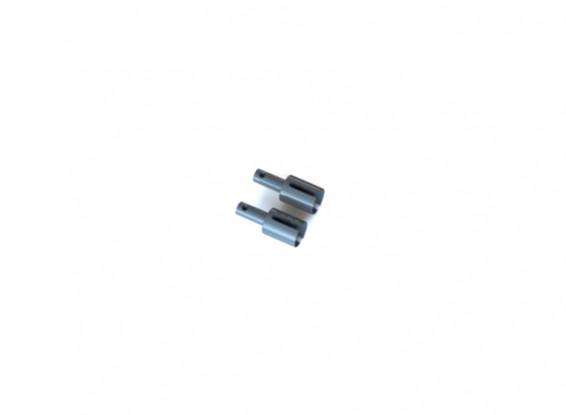 齿轮差速器外联合(2个) -  3Racing SAKURA FF 2014年