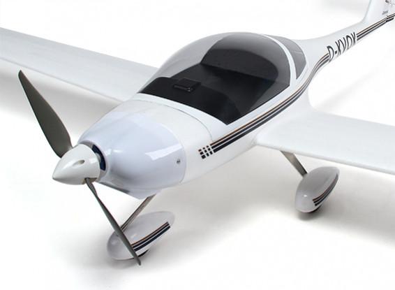 超级迪莫纳动力滑翔机EPO2400毫米(PNF)