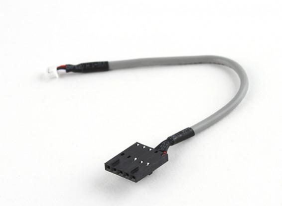 Fatshark相机A / V电缆(140毫米)