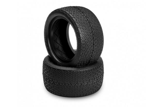 JCONCEPTS压力点1/10越野车后胎 - 金(室内软)复合