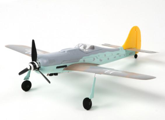 FW-190D Warbird410毫米W / Lipoly电池(DSM2兼容)