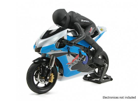BSR赛车1000R 1/10道路上的摩托车赛车套件
