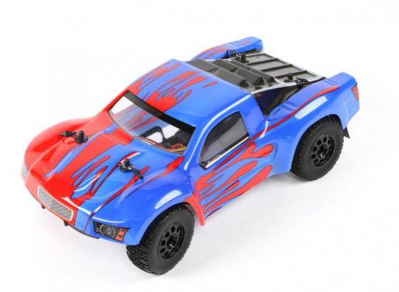 TR4SC 1/10 4WD短期课程 -  RTR