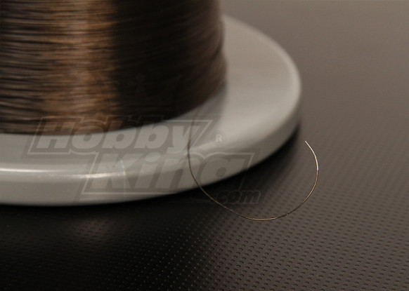 Turnigy铁氟龙涂层电线36AWG 1M线(由黑色)