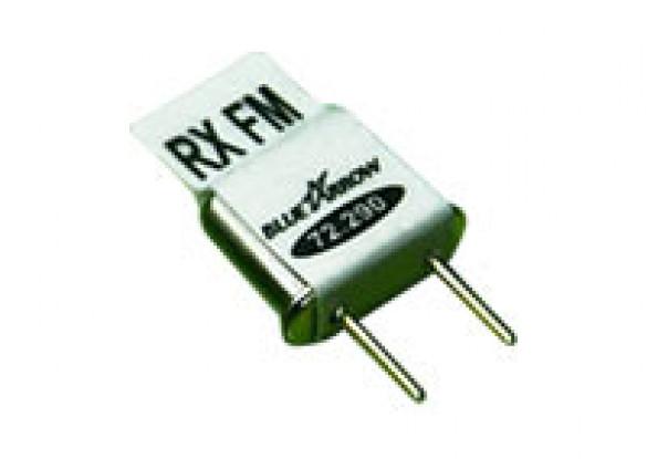 UM5接收水晶72.710 CH46(迷你 - 单转换)