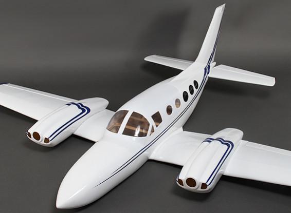 421复合双轻型飞机1800毫米W /襟翼(发光 -  ARF)