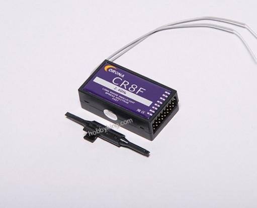 科罗纳的2.4GHz接收器8CH(FHSS)