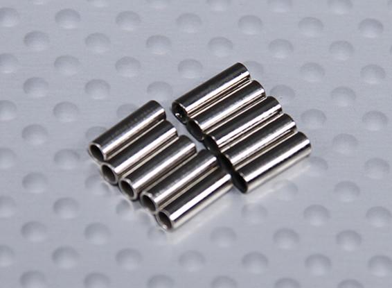 包覆铜压着的拉管/拉线(10PC)
