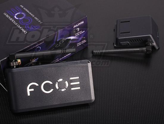 FCOIII的2.4GHz发射器和接收器模块