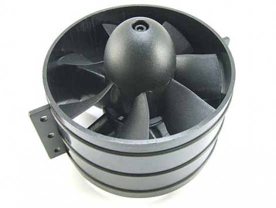 EDF涵道风扇单元7叶片3.5英寸/89毫米