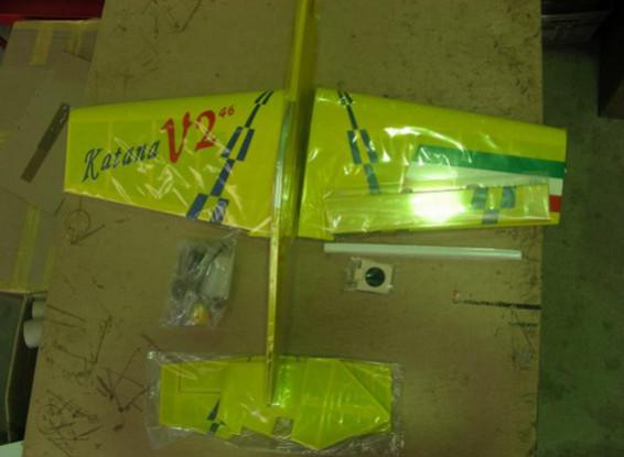 SCRATCH / DENT武士刀v2配置48英寸(AUS仓库)
