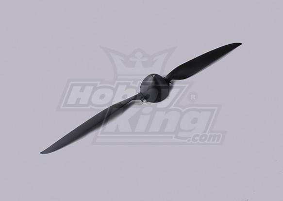 折叠式螺旋桨W /集线器55毫米/5毫米轴16.5x10(1个)
