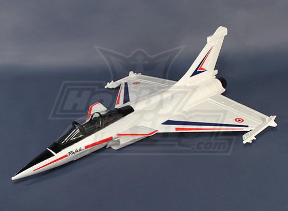 阵风战斗机喷气式战斗机70毫米EDF(KIT)