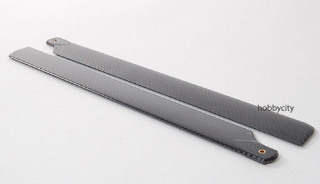 全碳纤维400大小的叶片(325毫米)