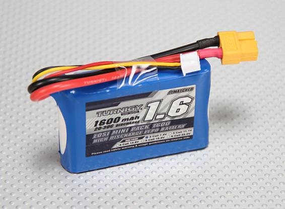 Turnigy 1600mAh的2S 20C Losi迷你SCT包(部件LOSB1212)