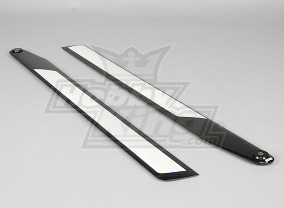 715毫米TIG碳纤维Z-编织主叶片