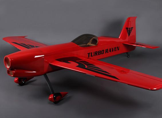 Turboraven 30cc的燃气1900毫米W /碳纤维起落架(ARF)