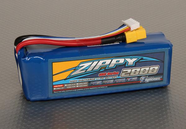ZIPPY Flightmax 2800MAH 4S1P 30℃