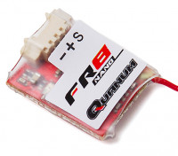 Quanum FR8 Nano PPM / Sbus ACCST FrSKY compatible Receiver for Micro Sized Models