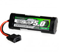 Turnigy nano-tech 5000mAh 9.6V 8P 10C NiMH Battery Hump Pack w/Flat Connector